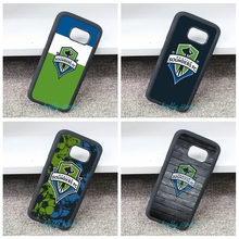 Сиэтл саундерс 3 Cover Case для Samsung galaxy S3 S4 S5 S6 S7 S7 S6 край край Примечание 3 Примечание 4 Примечание 5 # KT58