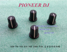 [BELLA] original  DJM-700 800 850 900 2000 Headphone volume KNOB CAP potentiometer cap –20PCS/LOT