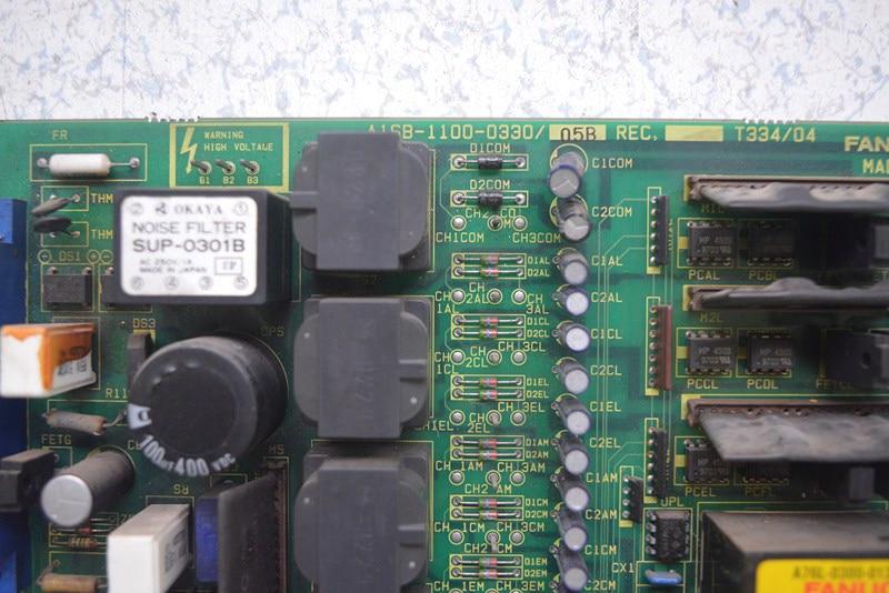 FANUC servo control circuit card A16b-1100-0330 цена 2017