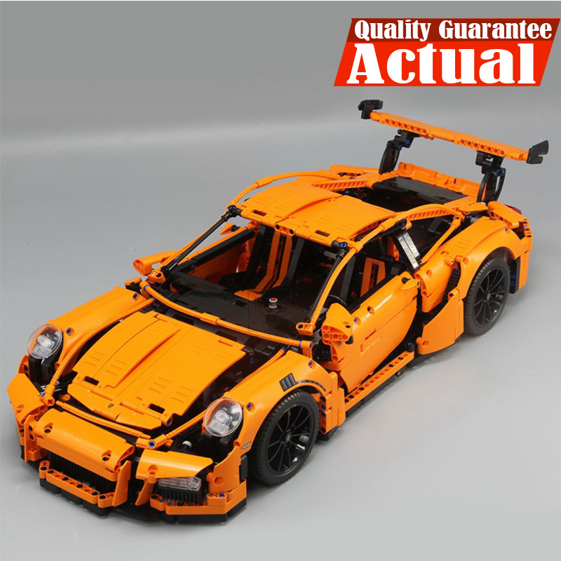 LEPIN 20001 2758pcs Technic Series Super car Model Building Kits Blocks Bricks Compatible legoINGly 42056 toys for children gift lepin technic city 2 in 1 rally car building blocks set bricks classic model kids toys for children gift compatible legoe