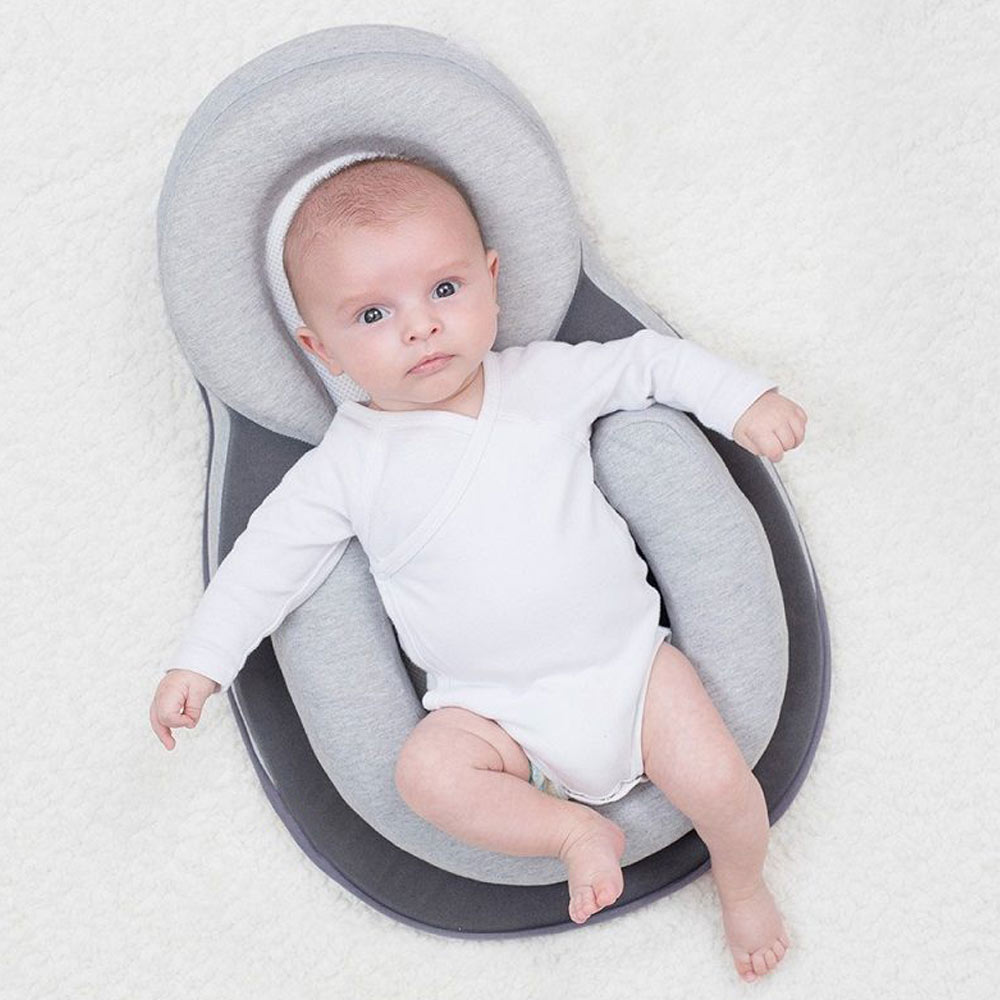 Portable Baby Bed Crib Carrycot Soft Children's Bed Baby Bassinet Cradle Mattress Infant Nursery Travel Cot Baby Nest Sleeping