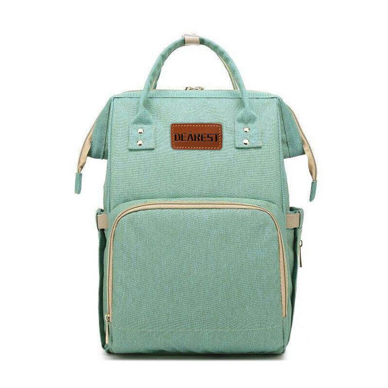 Bolsa de pañales de bebé momia maternidad bebé bolsa de pañales - Pañales y entrenamiento para ir al baño - foto 1
