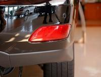 2pcs Accessories LED Rear Tail Fog Lamp Fog Light Upgrade Kit For Lexus RX RX300 RX330
