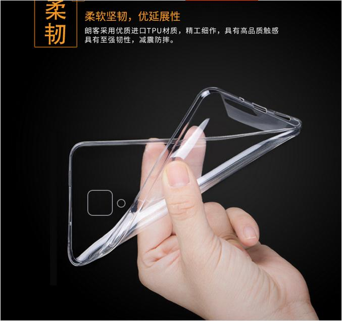 Ultra Thin Transparent Soft TPU Silicone Clear Back Cover For Oneplus 3 5 One Plus Three 1+3 V Mobile Protector Box Phone Case