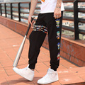 Spring and summer male  casual pants push-up health pants plus size male  pants trousers