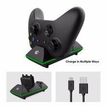 GameSir Double Contrôleur Joypad Gamepad Station De Remplissage De Puissance Chargeur Support à Pour Xbox une Xbox Elite