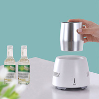 Electric Cooler Device Cold Cup Freezing Portable Drink Holder kitchen Beverage Can Cooler Mini Fridge Cup