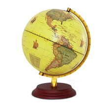 где купить globe 25cm office desk decoration world map office gadgets Geography Educational Toy Home Office Ornament Gift earth по лучшей цене
