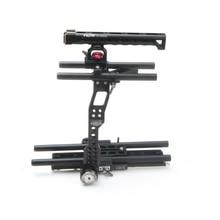 Tilta 15mm C300 Rig Gaiola para Canon C300/C500 câmera câmera sistema de apoio Baseplate Gaiola