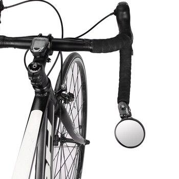 1 PC כביש אופני מראה מתכוונן אופניים מרוצי אופני מראה כידון מראה גמיש מירוץ בטיחות אחורית MTB אבזרים