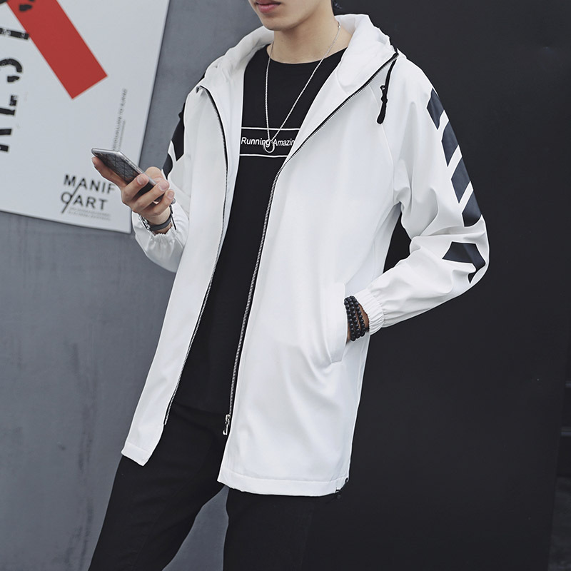 YuWaiJiaRen Drop Ship Mens Summer Jacket Thin Coat Sun Protection Clothing Full