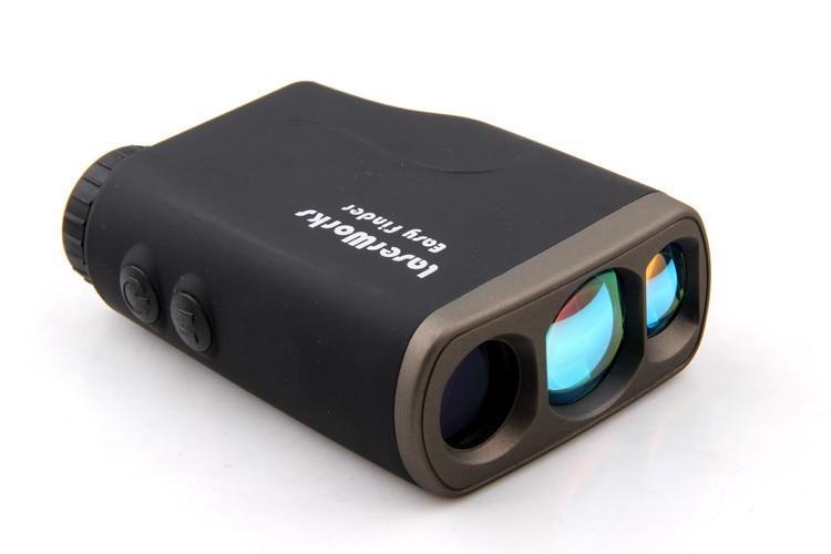 Berburu golf laser range finde jarak teleskop laser rangefinder