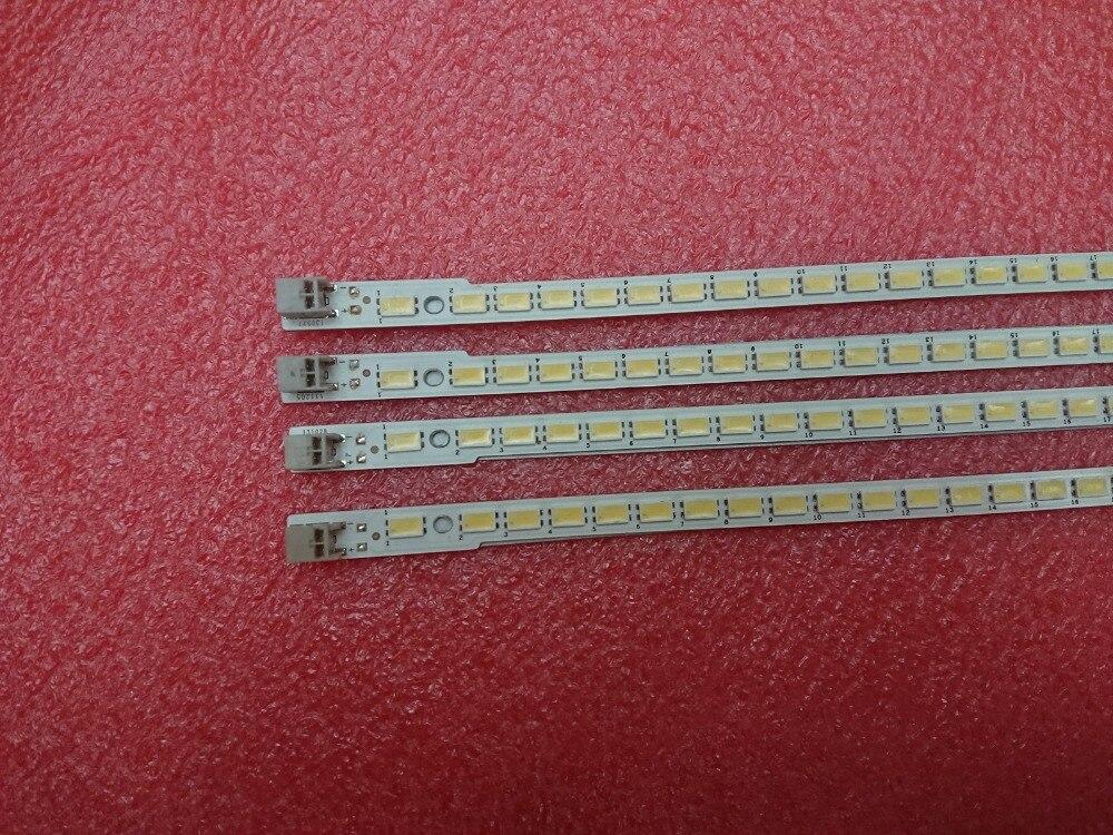 4 Piece lot 66LEDs 457MM LED backlight strip for Sharp LCD 40DS30A 40LX235A GK0362ZA SLED 2011SSP40