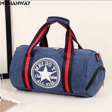 d7c28581f4 Canvas Women s Man s Bucket Duffel Shoulder Totes Bags Multifunction Sports  Travel Yoga Gym Fitness Basketball Shoes