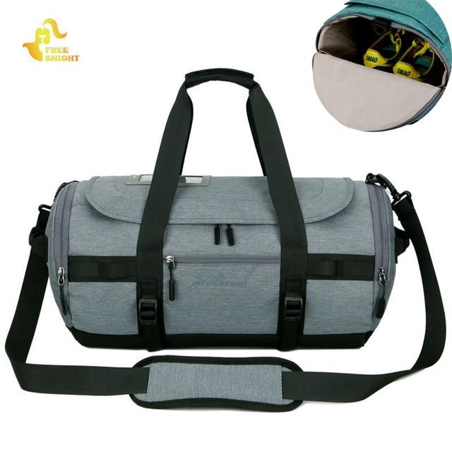 Men Gym Bags For Training Waterproof Basketball Fitness Women Outdoor Sports Football Bag Shoes Handbags Shoulder