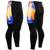 Pantalones Polainas de La Manera para Los Hombres de Color Pantalones De Compresión Medias de Desgaste de la Aptitud de Secado rápido Elástica Larga Hombres Basculador