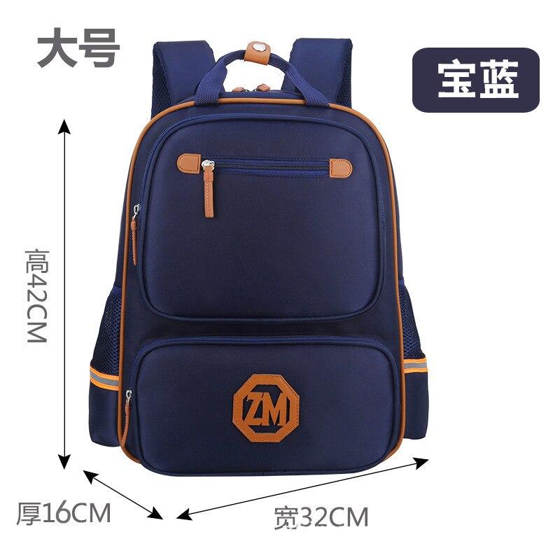 Waterproof Children School bags Boys Girls Kids Orthopedic school backpcak schoolbags Primary Backpack school bag