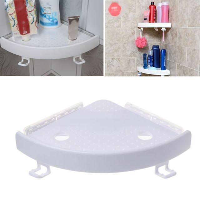 Pas cher Étagère d\'angle de salle bain Triple support ...