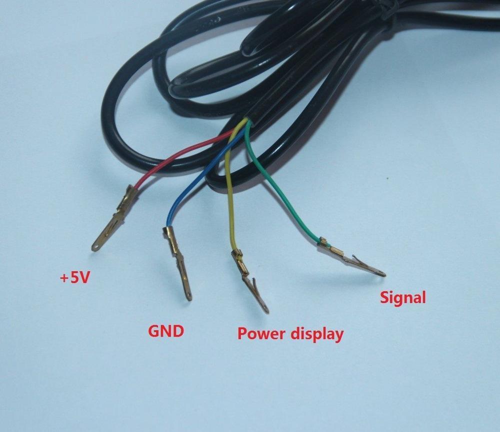 48v 1000w motor brushed controller speed control box throttle twist rh aliexpress com electric bike throttle wiring diagram