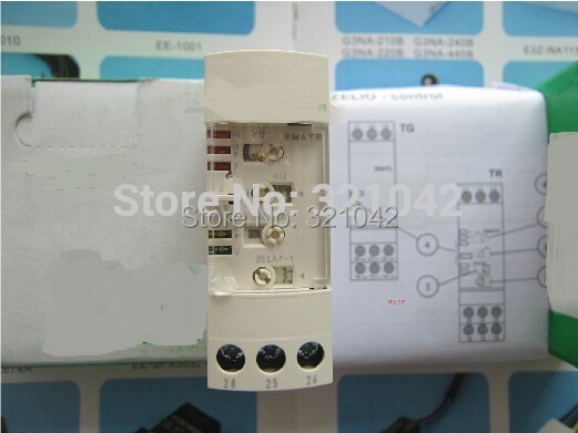 three-phase power phase sequence control relay RM4-TR32 vj5 lcd display phase failure sequence unbalance protective relay 3 phase and voltage relay