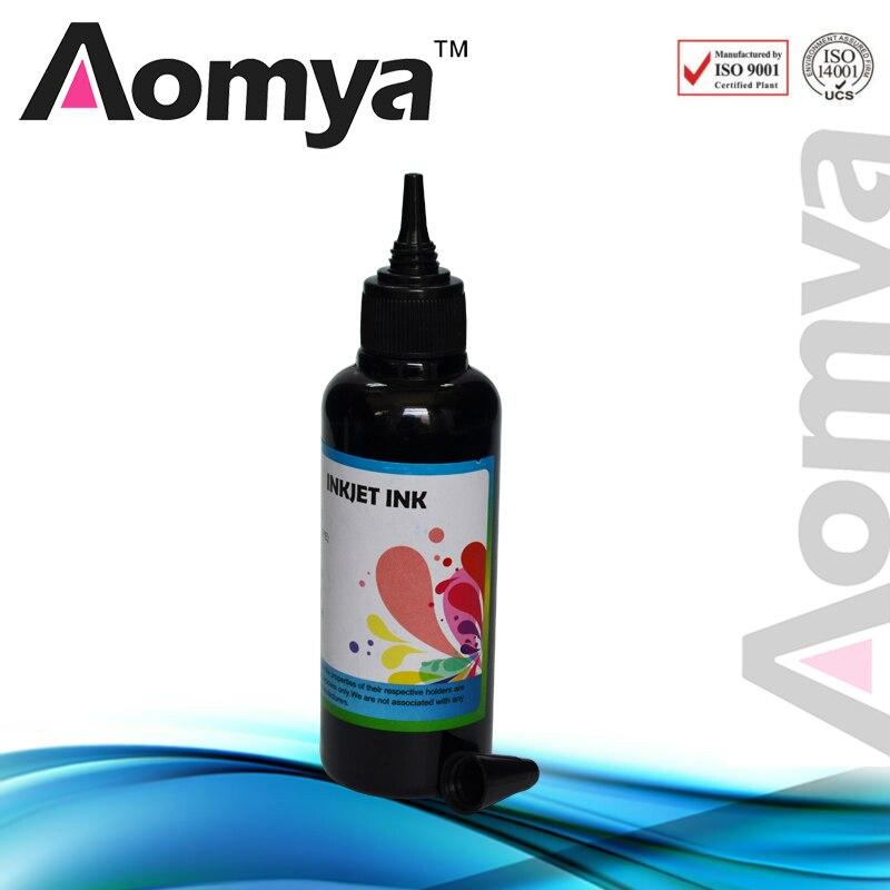 Aomya 100ml Black Dye Ink For T1711/T1811/T1281/T0921/T0711/T0731/T0481/T0821/T1291/T2621 For Epson All Inkjet Printer Bulk InkAomya 100ml Black Dye Ink For T1711/T1811/T1281/T0921/T0711/T0731/T0481/T0821/T1291/T2621 For Epson All Inkjet Printer Bulk Ink