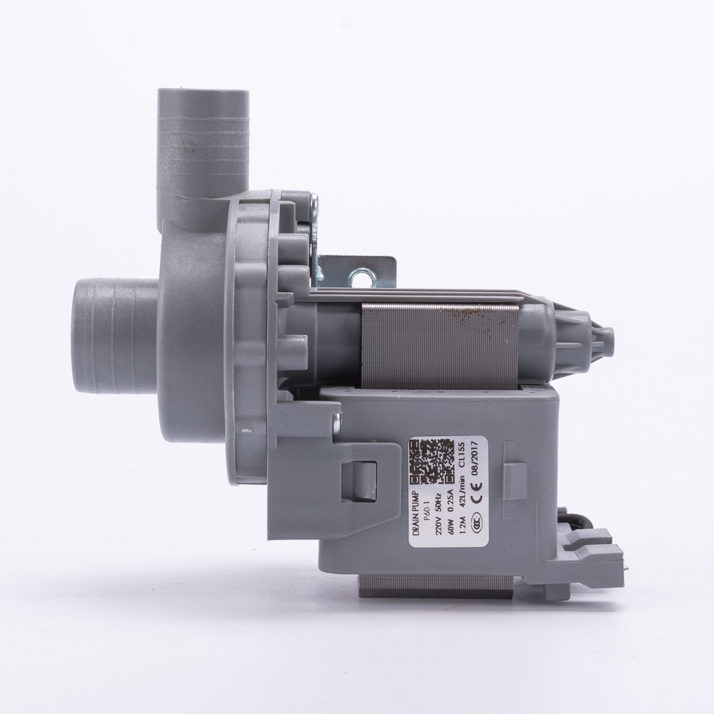 universal washing machine high pressure drain pump motor 60W 220V 0 25A washing machine body replacement