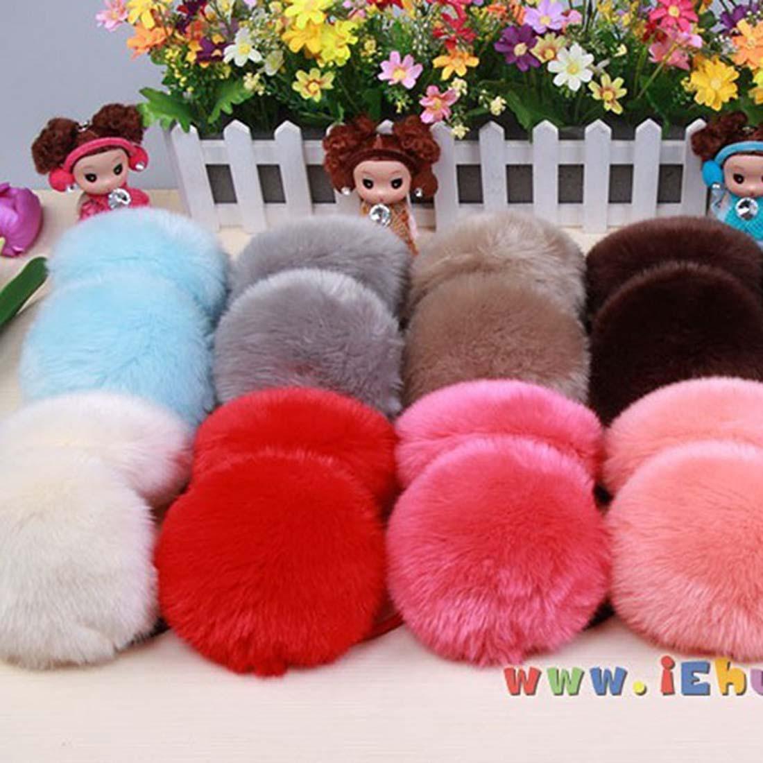 Colorful Winter Autumn Women Warm Fur s