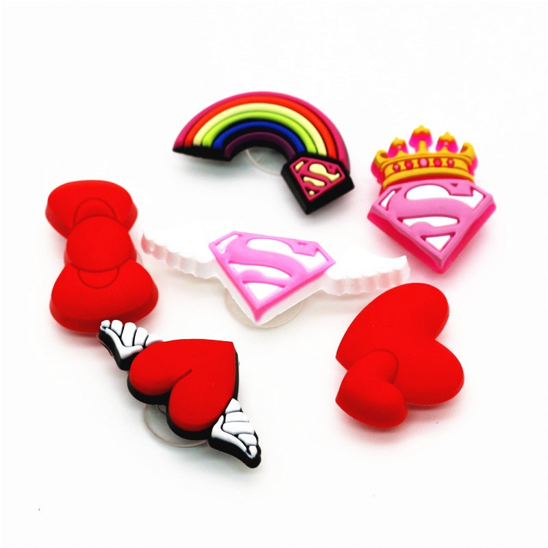 13 Pcs A Set Novelty Cartoon Food Play Decorations Casual/sports Shoe Shoelace Charms Shoes Accessories Fit Children Gifts M432 Shoe Accessories