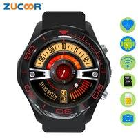 Zucoorスマート腕時計手首スマートウォッチコール電話でカメラgps歩数計s1アンドロイドmontre接続コネクタスマートフォンフィットネストラッカー