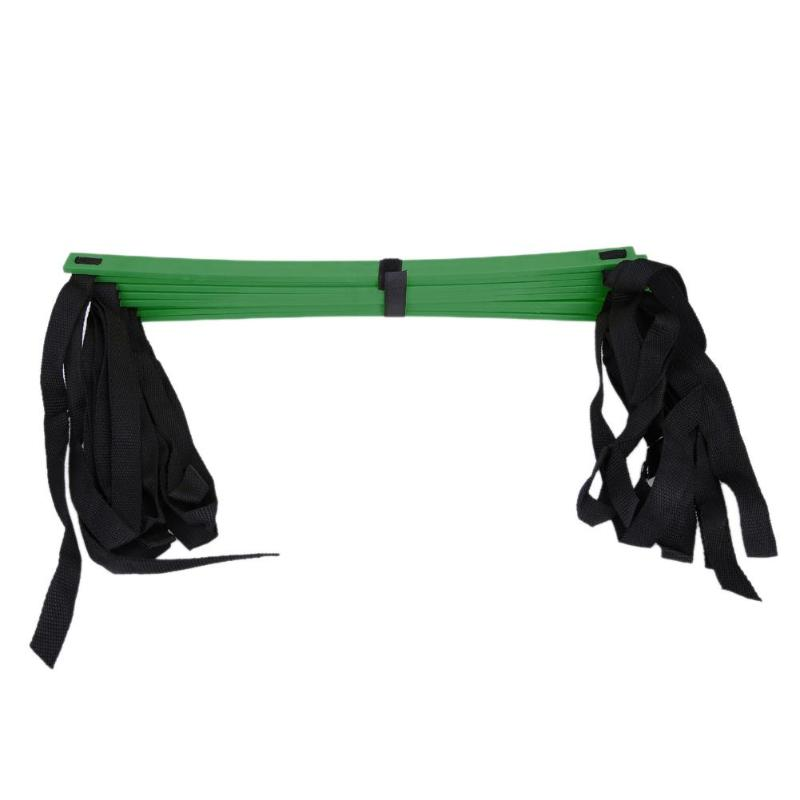 6/7/8/9/12/14 PP Straps Training Ladders Agility Speed Ladder Stairs For Sport Soccer Football