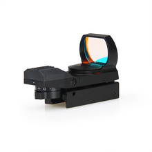 New Arrival 4 Reticle Red Dot Sight 22mm Base Red Dot Reticle Style For font b