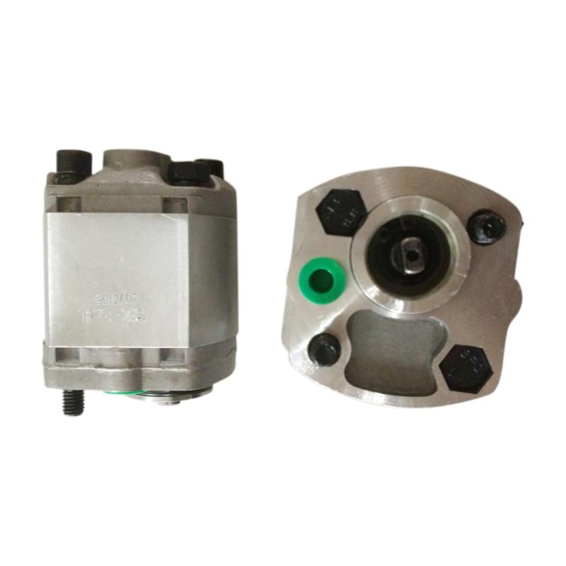 Hydraulic gear pump CBK-F4.0F CBK-F4.2F CBK-F4.8F CBK-F5.3F CBK-F5.8F high pressure oil pump dean zx cbk