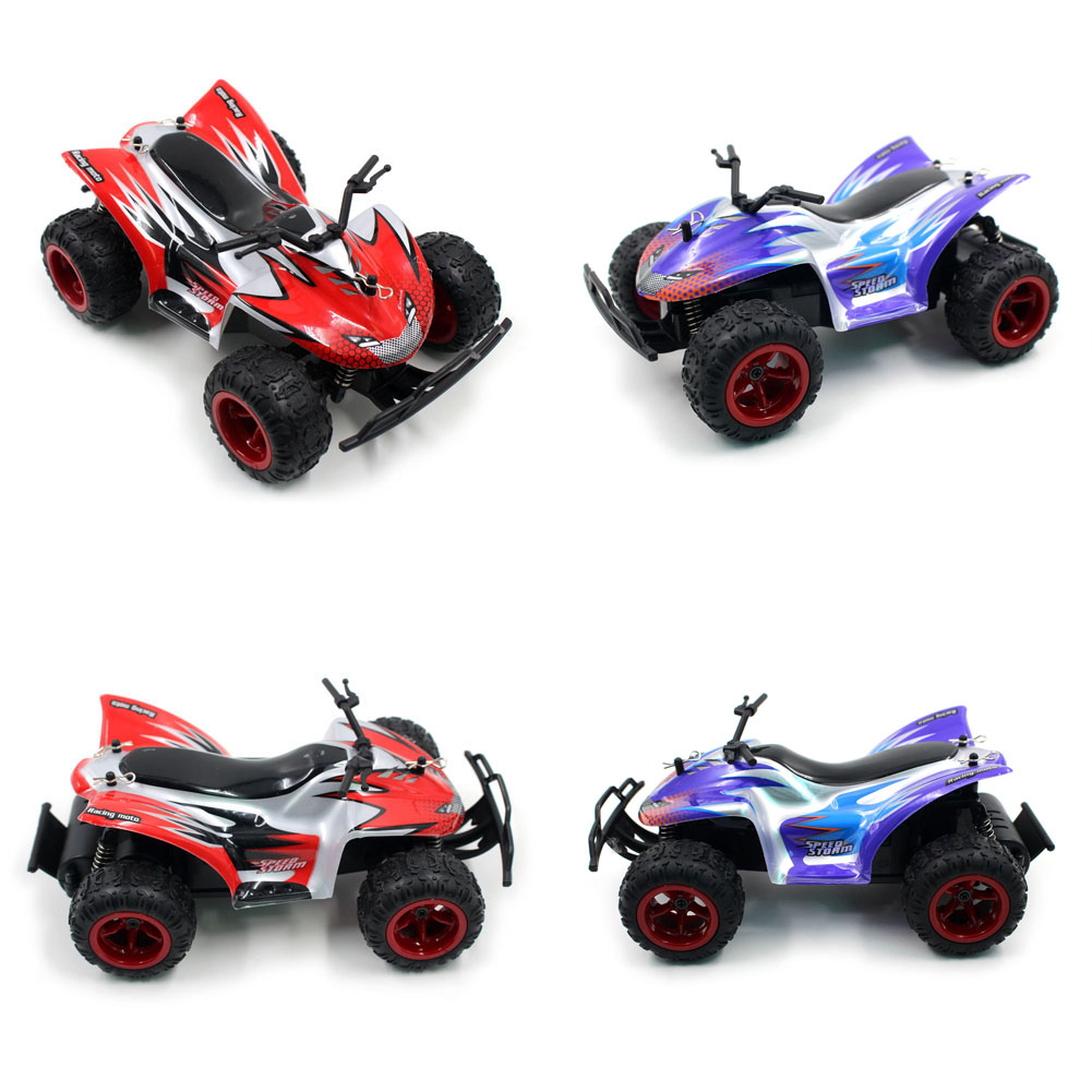 Kids Boy Racing Car Toy <font><b>1</b></font>:22 Scale 4WD High Speed <font><b>4</b></font>-Channels Wireless Electric Kids Boy Toy Boy's RC Car Remote Control Car Toy