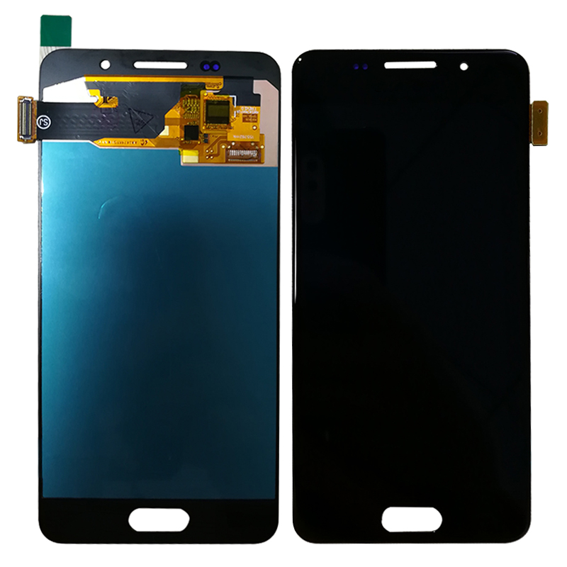 Super <font><b>Amoled</b></font> For <font><b>Samsung</b></font> Galaxy A3 2016 <font><b>A310</b></font> SM-A310F <font><b>LCD</b></font> Display Touch Screen Digitizer Assembly image