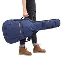 Popular Guitar Bag High Quality Material 600D Guitar Bag Fit 40 41 Acoustic Guitar 600D Oxford