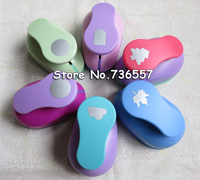 Free Shipping 3 Inch Hang Tag Design Foam Paper Punch For Scrapbooking Handmade Punch Scrapbooking Eva