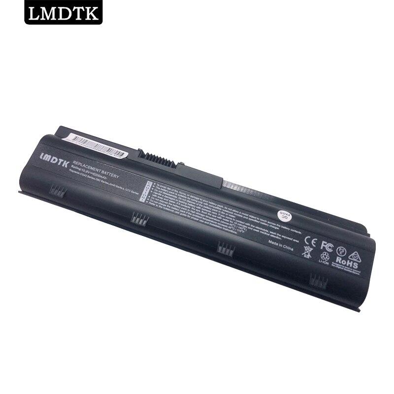 LMDTK Nouvelle batterie d'ordinateur portable pour HP PAVILION MU06 MU09 NBP6A174 NBP6A174B1 g4 g6 g6t dv7-6000 DV6-6000 DM4 CQ32 CQ42 dv7-5000