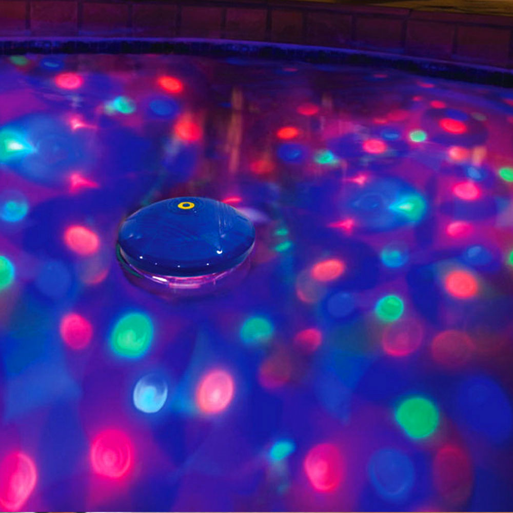 Led Pool Light Waterproof Underwater Light Color Changing