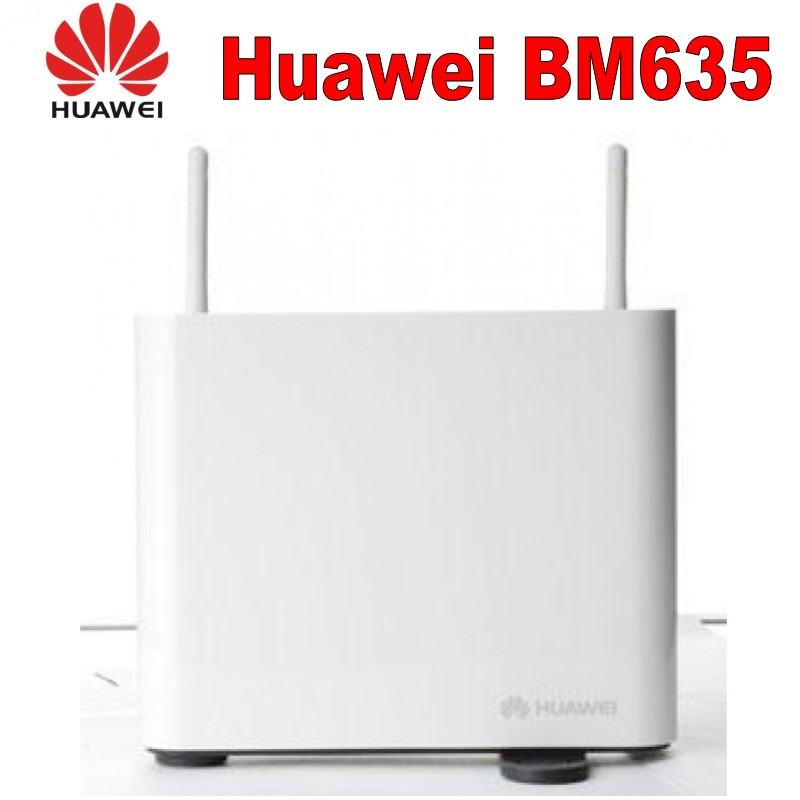 ECHOLIFE Huawei BM635 WIMAX CPE Router huawei bm 635 indoor cpe wimax router supports web ui configuration tool