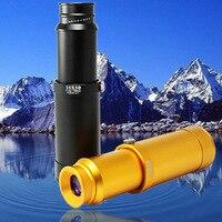 Military single tube telesc with stand & monocular Waterproof Telescope Powerful 10x50 Binocular Fully Multi coated Lens