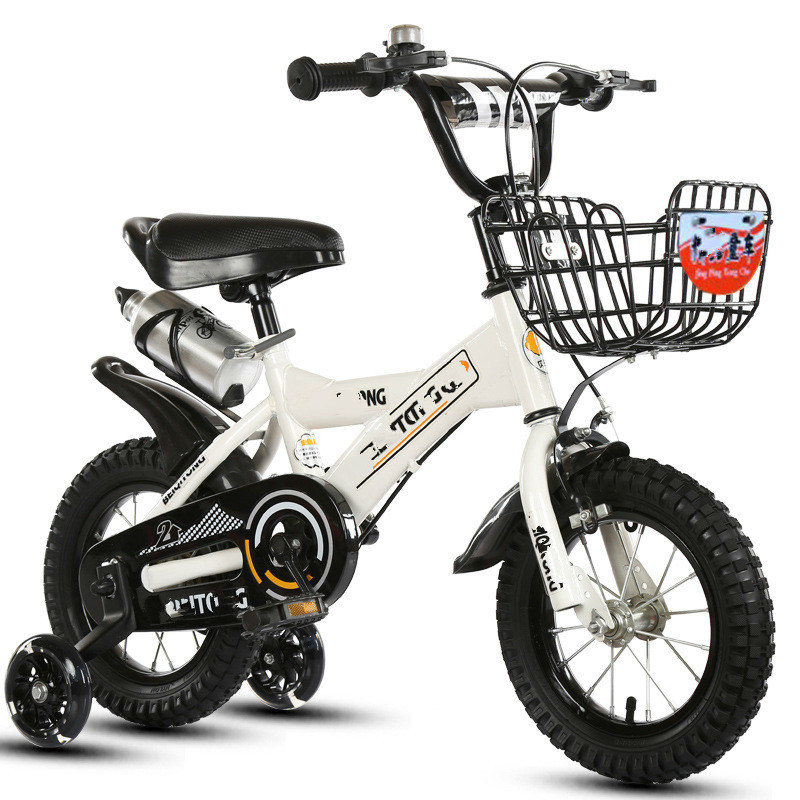 Children Bicycle 12-20 Inch 2-3-6 Years Old Bicycle Boys And Girls Bicycle Learning Bicycle