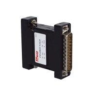 TOWE TTS DB25 V11/25 pin D tipo di connettore  5 V Protezione della Linea Dati RS232 RS422 RS485 parafulmini-in Automazione degli edifici da Sicurezza e protezione su