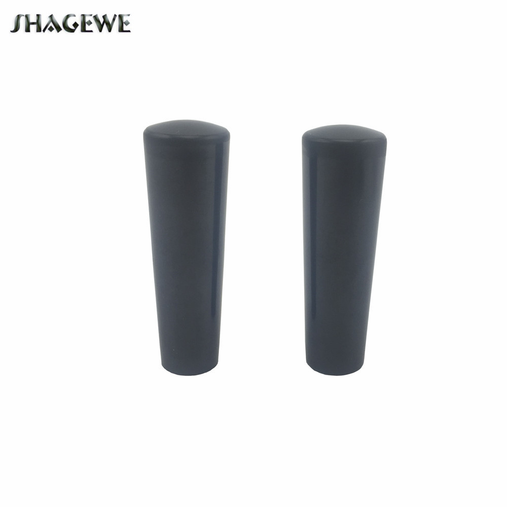 2pcs NEW Tap Handle Black Plastic Knob Draft Beer Faucet Replacement Homebrew Bar in Other Bar Accessories from Home Garden