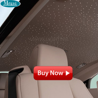 Maykit Car Top Roof Starry Sky Effect Led Engine With Multi Color Fiber Optic Illuminator For Starfield Decoration