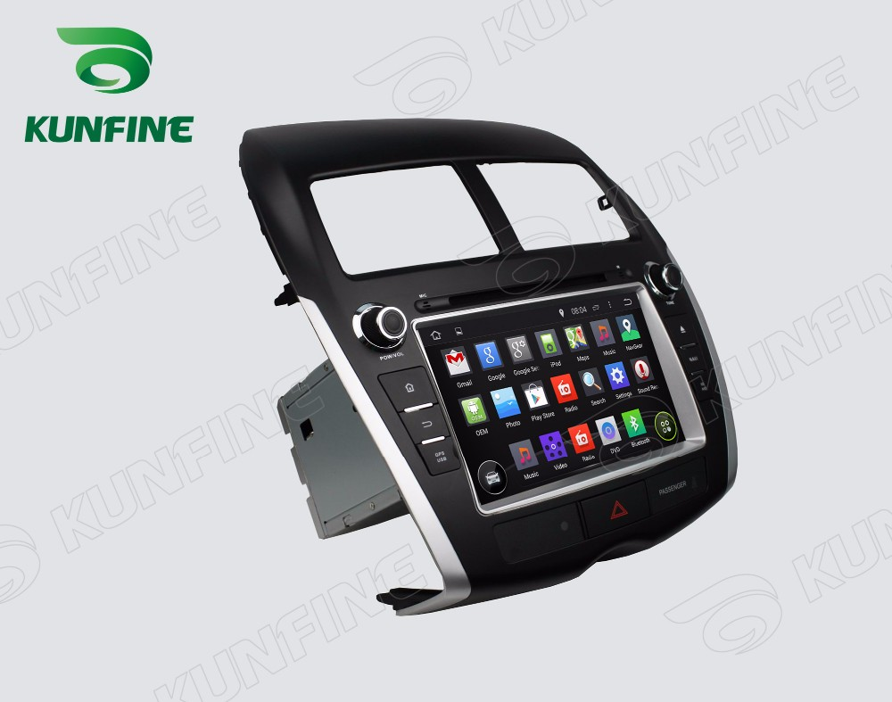 Car dvd GPS Navigation player for ASX 2010-2012 C