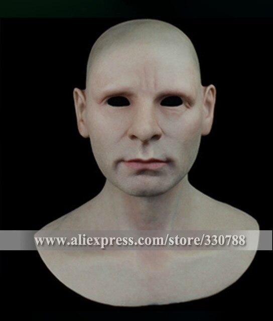 Mens Realistic Silicone Mask