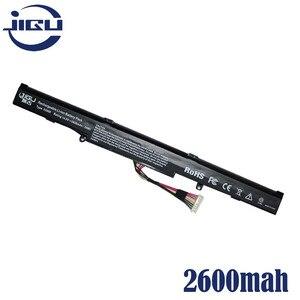Image 4 - JIGU Nouvelle Batterie Dordinateur Portable A41 X550E Pour ASUS X450 X450E X450J X450JF X751L A450J A450JF A450E F450E 4 CELLULES