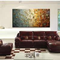 Dipinto A Mano moderno della Pittura A Olio Decorativa Pitture Murali Su Tela Decorazione Della Casa di Arte NO frame