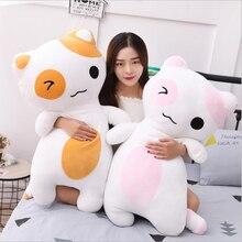 New Style Cute Cartoon Cat Plush Toys Stuffed Animal Cats Doll Pillow Birhday Gift For Children & Girlfriend