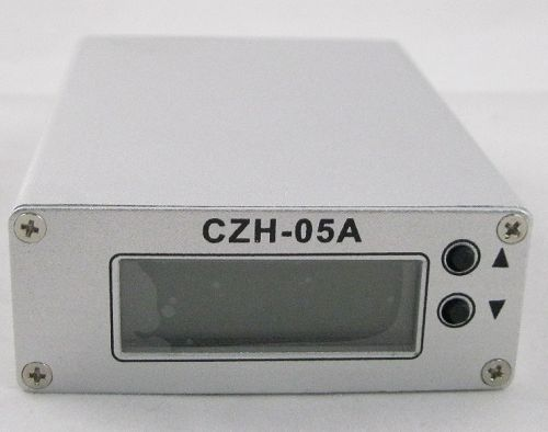0.5W CZH-05A FM Transmitter Exciter TX Radio Stereo PLL LCD 88-108mhz cover 300M-1KM цена